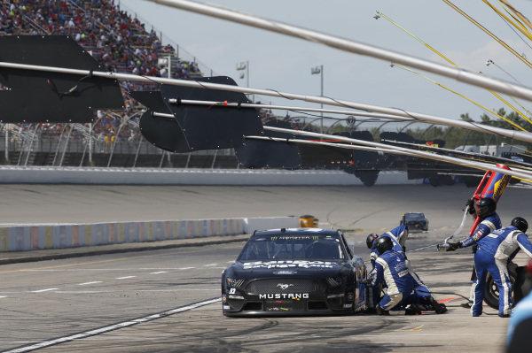 #52: Austin Theriault, Rick Ware Racing, Chevrolet Camaro BANGOR BANK