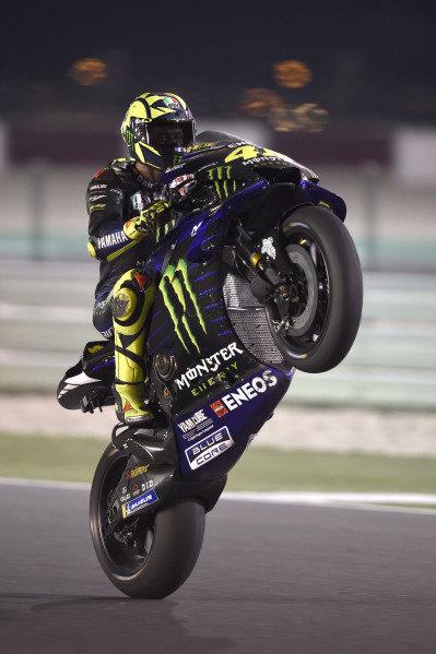 Valentino Rossi, Yamaha Factory Racing.