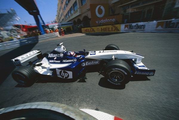 Juan Pablo Montoya, Williams FW25 BMW.