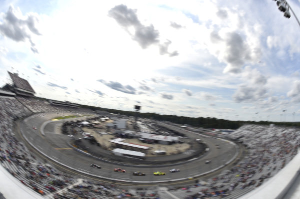 #19: Brandon Jones, Joe Gibbs Racing, Toyota Supra Menards/Atlas, #51: Jeremy Clements, Jeremy Clements Racing, Chevrolet Camaro One Stop Convenience Store