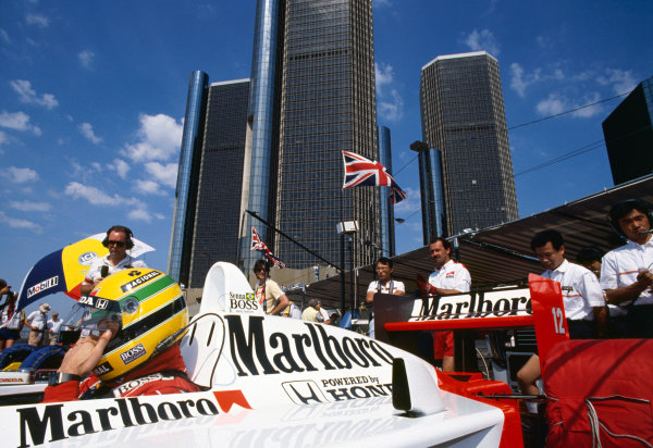 Detroit, Michigan, U.S.A.