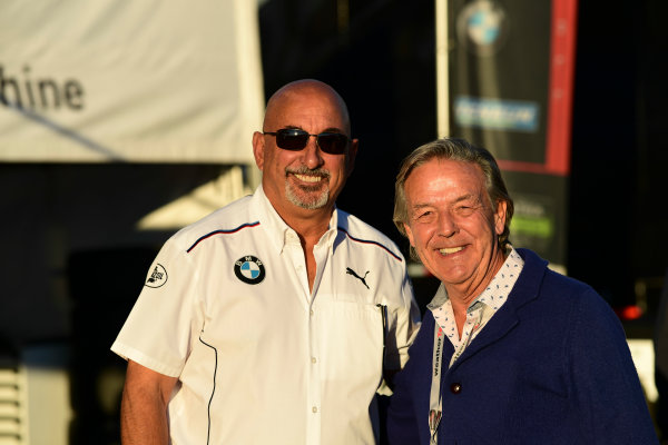 28 September -1 October 2016,  Braselton, Georgia USA Bobby Rahal and David Price. ©2016, Richard Dole LAT Photo USA