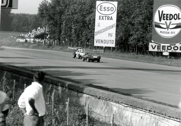 1957 USAC Monza 500.