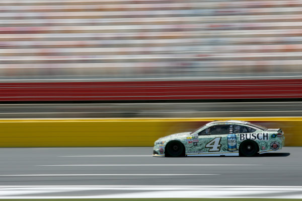 Monster Energy NASCAR Cup Series Monster Energy NASCAR All-Star Race Charlotte Motor Speedway, Concord, NC USA Friday 19 May 2017 Kevin Harvick, Stewart-Haas Racing, Busch Bucks Ford Fusion World Copyright: Matthew T. Thacker LAT Images ref: Digital Image 17CLT1mt1185