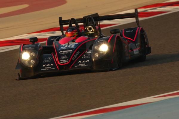 2013 FIA World Endurance Championship,Bahrain, 28th-30th December 2013,Bertrand Baguette / Ricardo Gonzalez / Martin Plowman OAK Racing Morgan NissanWorld Copyright: Ebrey/LAT Photographic