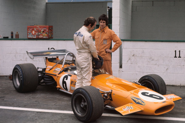 1970 Canadian Grand Prix.