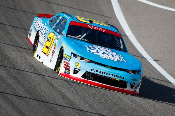 NASCAR XFINITY Series Kansas Lottery 300 Kansas Speedway, Kansas City, KS USA Friday 20 October 2017 Daniel Hemric, Chevrolet Camaro World Copyright: Barry Cantrell LAT Images
