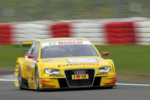 Mike Rockenfeller (GER), Audi Sport Team Abt Sportsline.DTM, Rd6, Nurburgring, Germany, 6-7 August 2011.World Copyright: LAT Photographicref: Digital Image dne1106au37