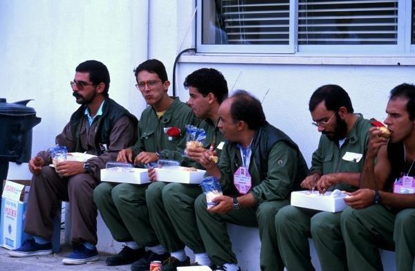 Portugese GP- Estoril, Portugal, 23 September 1990