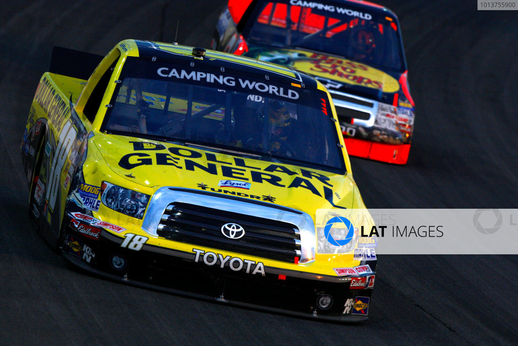 2012 Camping World Truck Chicago