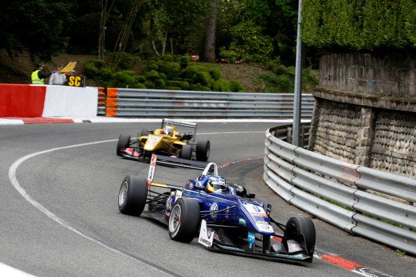2014 FIA European F3 Championship Round 3 - Pau, France 9th - 11th May 2014 Jordan King (GBR) Carlin Dallara F312 – Volkswagen World Copyright: XPB Images / LAT Photographic  ref: Digital Image 3102078_HiRes