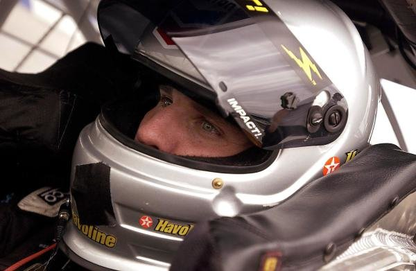 Jamie McMurray (USA) Texaco/Havoline Dodge.NASCAR Winston Cup Series, Rd 35, Pop-Secret Microwave Popcorn 400, Rockingham, North Carolina Speedway, USA, 8 November 2003.DIGITAL IMAGE