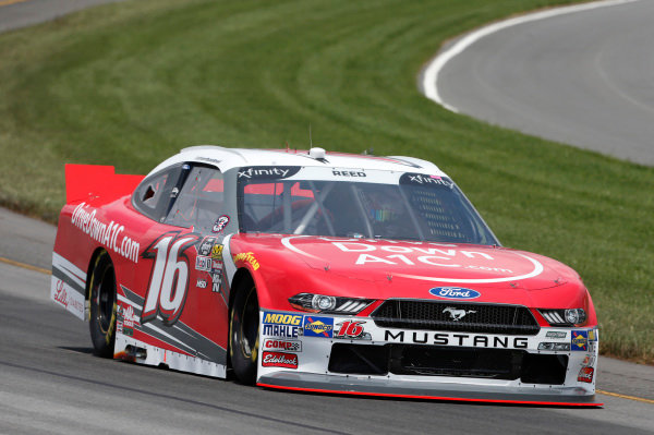 #16: Ryan Reed, Roush Fenway Racing, Ford Mustang Drive Down A1C Lilly Diabetes