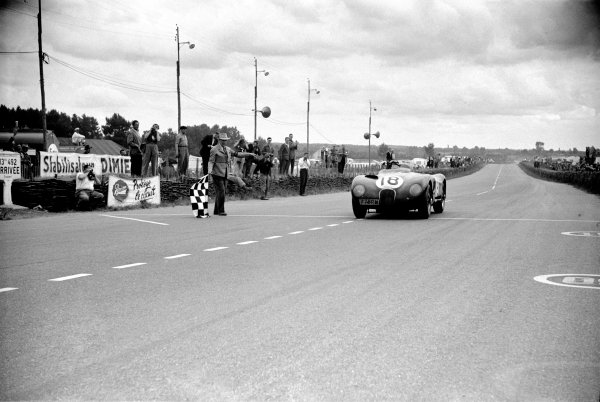 1953 Le Mans 24 hours.