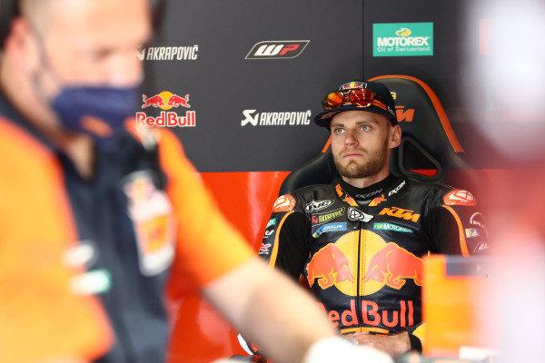Brad Binder, Red Bull KTM Factory Racing.
