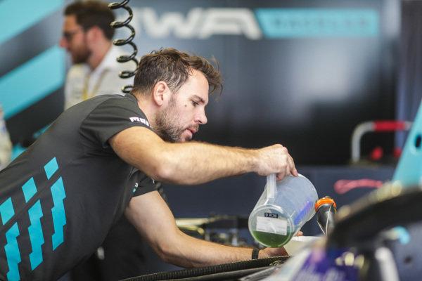 HWA Racelab engineer