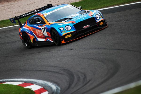 Kelvin Fletcher / Martin Plowman - Paddock Motorsport Bentley Continental GT3