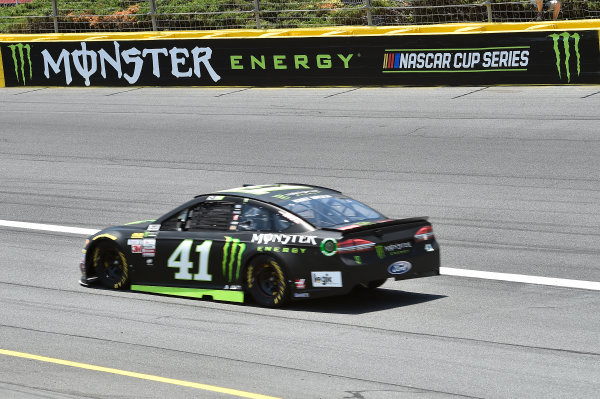 Monster Energy NASCAR Cup Series Monster Energy NASCAR All-Star Race Charlotte Motor Speedway, Concord, NC USA Friday 19 May 2017 Kurt Busch, Stewart-Haas Racing, Monster Energy Ford Fusion World Copyright: John K Harrelson LAT Images ref: Digital Image 17CLT1jh_01523