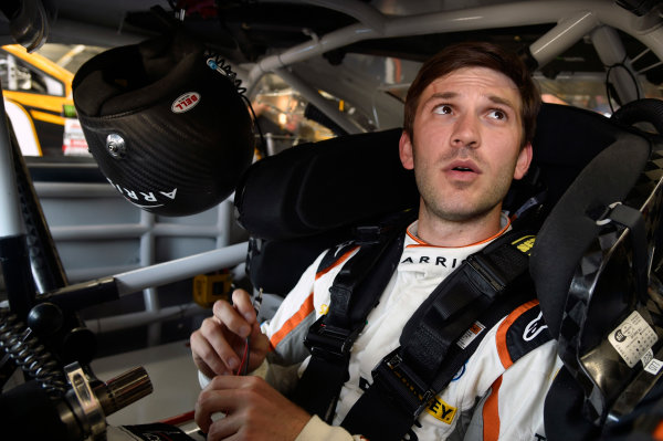 Monster Energy NASCAR Cup Series Monster Energy NASCAR All-Star Race Charlotte Motor Speedway, Concord, NC USA Friday 19 May 2017 Daniel Suarez, Joe Gibbs Racing, ARRIS Toyota Camry World Copyright: Nigel Kinrade LAT Images ref: Digital Image 17CLT1nk01869