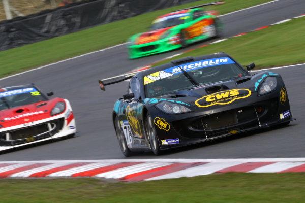 Round 1 - Brands Hatch Indy