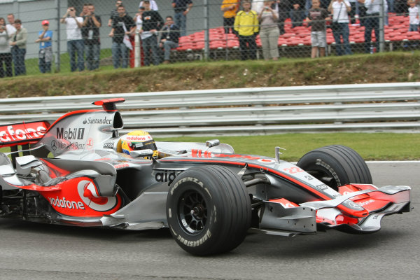 Round 8, Brands Hatch, Germany. 29th - 31st August 2008.