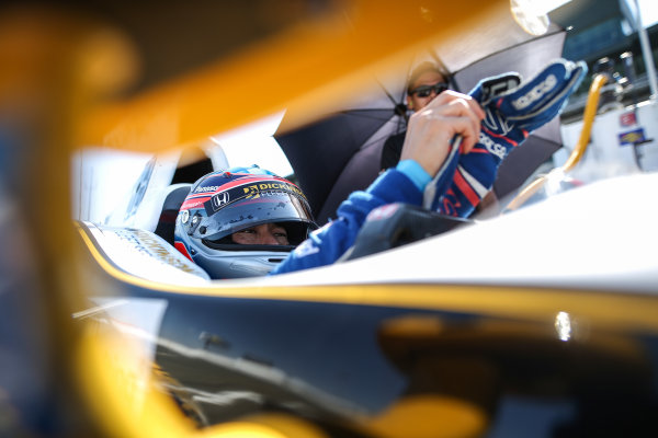 2017 Verizon IndyCar Series - Firestone Grand Prix of St. Petersburg St. Petersburg, FL USA Friday 15 September 2017 Takuma Sato, Andretti Autosport Honda World Copyright:Sam Cobb/LAT Images