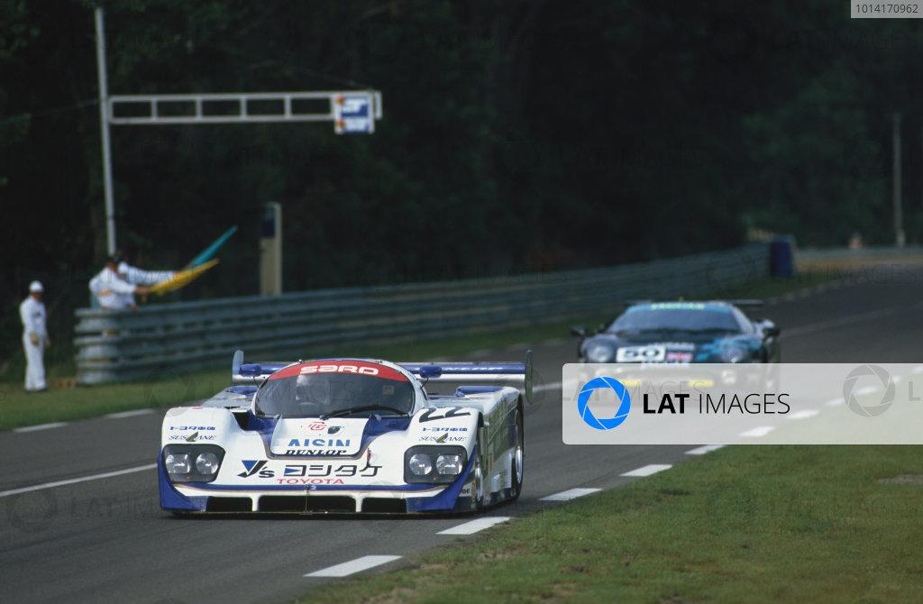 1993 Le Mans 24 Hours
