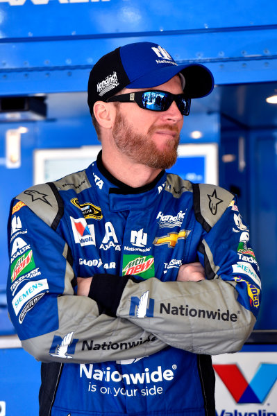 26-28 February 2016, Hampton, Georgia USA Dale Earnhardt Jr ? 2016, Nigel Kinrade LAT Photo USA