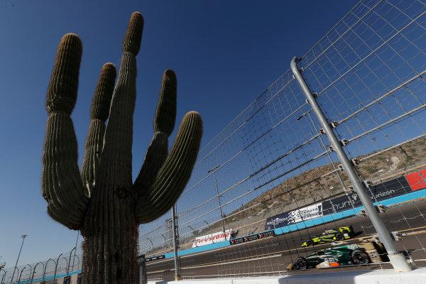 Verizon IndyCar Series Desert Diamond West Valley Phoenix Grand Prix Phoenix Raceway, Avondale, AZ USA Friday 28 April 2017 Ed Carpenter, Ed Carpenter Racing Chevrolet World Copyright: Michael L. Levitt LAT Images