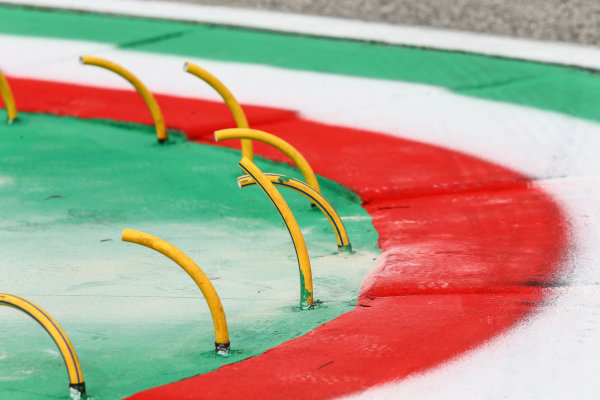 2017 Superbike World Championship - Round 5 Imola, Italy. Thursday 11 May 2017 Track detail World Copyright: Gold and Goose Photography/LAT Images ref: Digital Image 669306