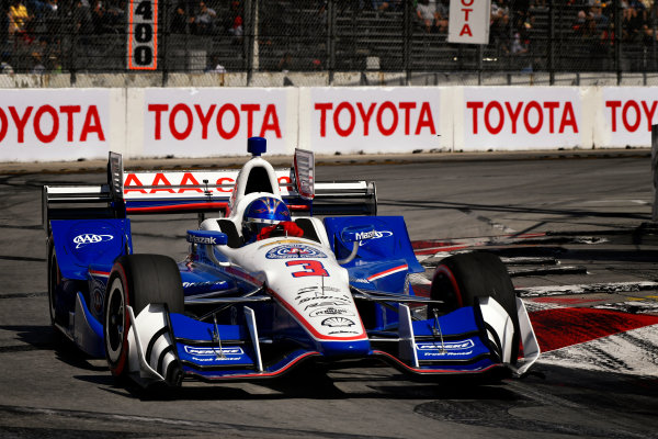 2017 Verizon IndyCar Series Toyota Grand Prix of Long Beach Streets of Long Beach, CA USA Friday 7 April 2017 Helio Castroneves World Copyright: Scott R LePage/LAT Images ref: Digital Image lepage-170407-LB-1895