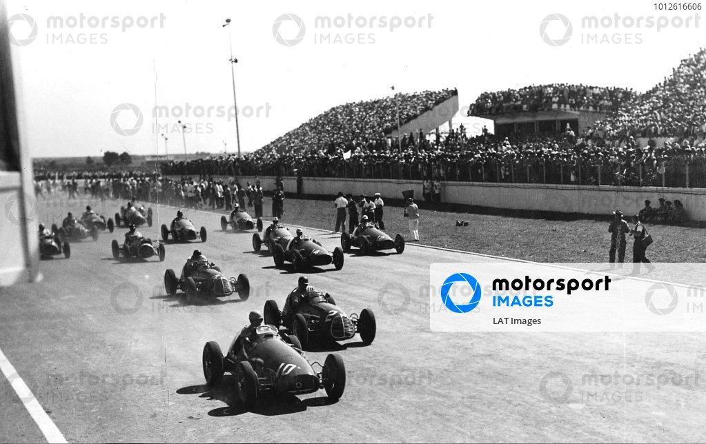 1953 Argentinian Grand Prix.