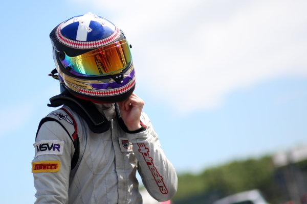 2017 BRDC British Formula 3 Championship,  Silverstone, 11th-12th June 2017, Aaron Di Comberti (GBR) Lanan Racing BRDC F3. World copyright. JEP/LAT Images