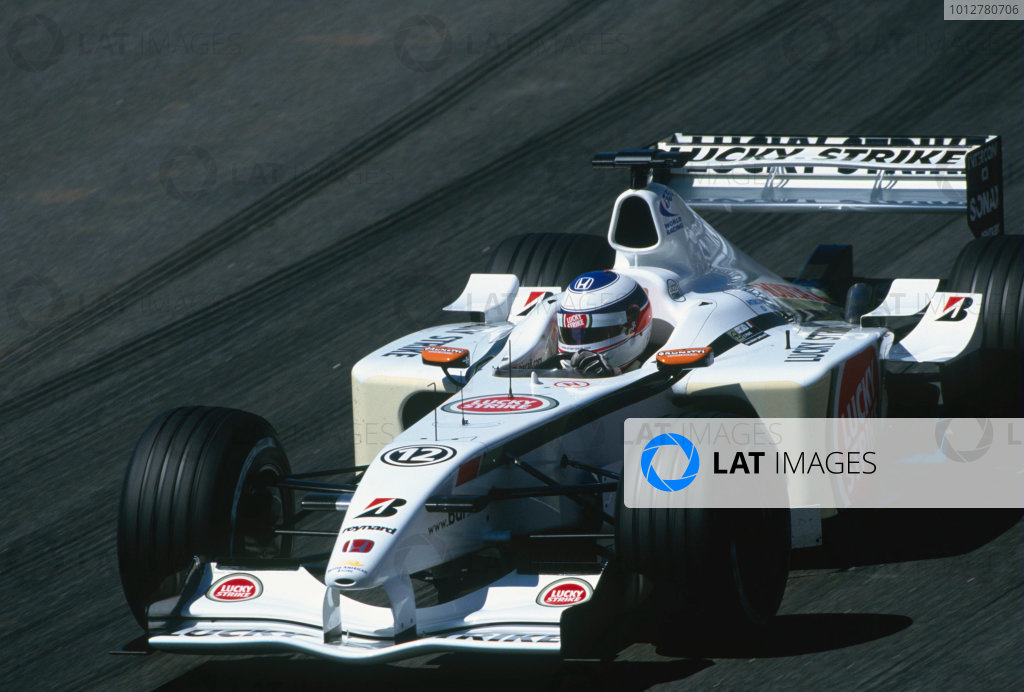 2002 Brazilian Grand Prix.