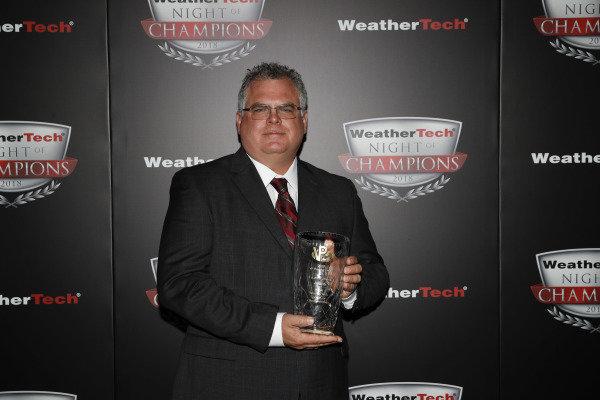 2018 WeatherTech Night of Champions, Bill Riley