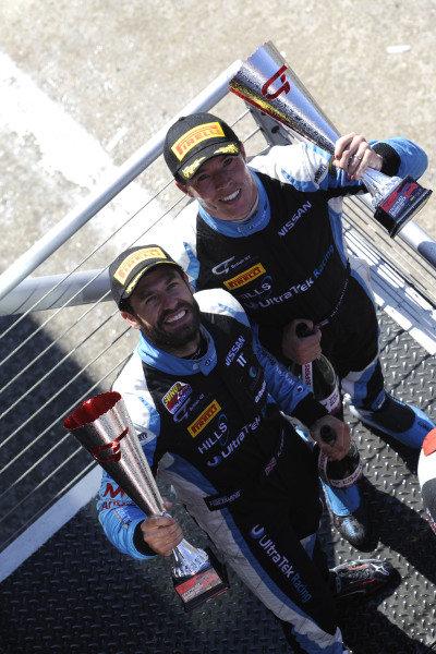 Kelvin Fletcher / Martin Plowman UltraTek Racing Team RJN Nissan 370Z GT4