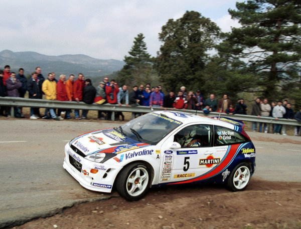 2000 World Rally Championship