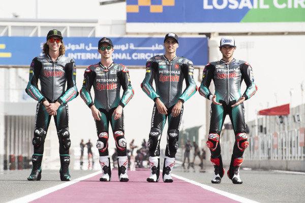 Darryn Binder, John McPhee, Xavi Vierge, Jake Dixon, Petronas Sprinta Racing.