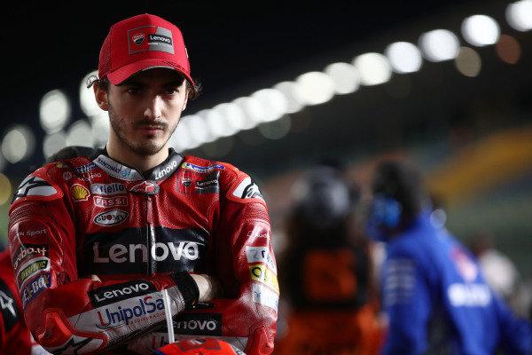 Francesco Bagnaia, Ducati Team.