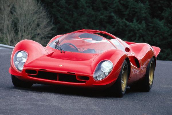 Ferrari 330 P4, 1967