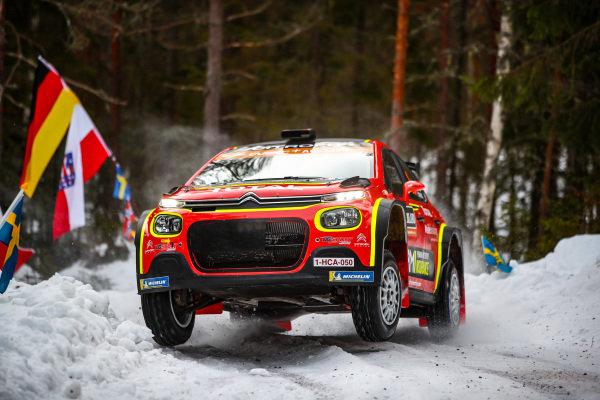Mads Ostberg, Citroen World Rally Team WRC2 PRO, Citroen C3 R5