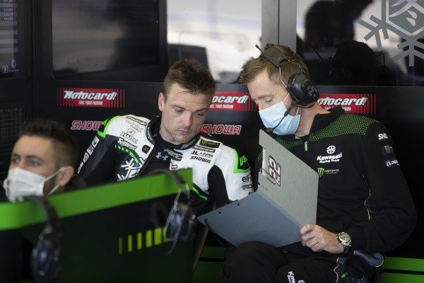 Alex Lowes, Kawasaki Racing Team, Marcel Dunker.