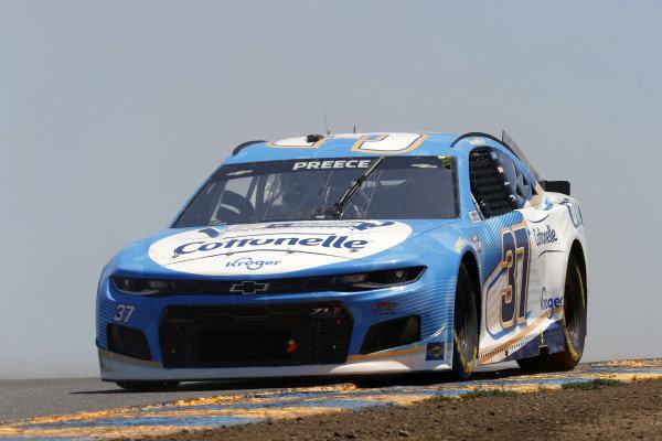 #37: Ryan Preece, JTG Daugherty Racing, Chevrolet Camaro Cottonelle