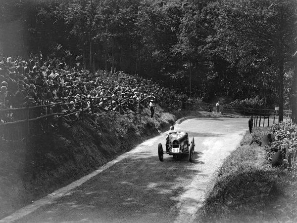 RS Pearce, Bugatti Type 35C.