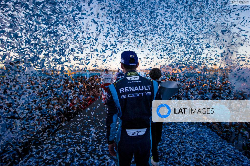 2016/2017 FIA Formula E Championship. Marrakesh ePrix, Circuit International Automobile Moulay El Hassan, Marrakesh, Morocco. Sebastien Buemi (SUI), Renault e.Dams, Spark-Renault, Renault Z.E 16.  Saturday 12 November 2016. Photo: Sam Bloxham/LAT/Formula E ref: Digital Image _SLA8433