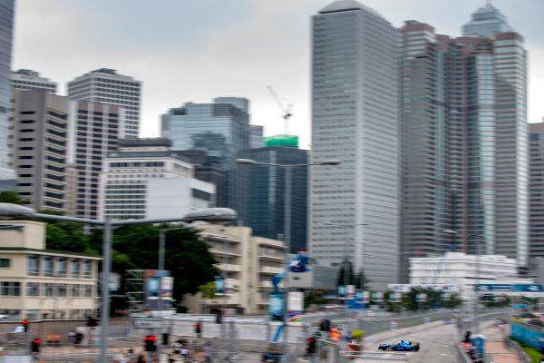 2016/2017 FIA Formula E Championship. Hong Kong ePrix, Hong Kong, China. Saturday 8 October 2016. Nicolas Prost (FRA), Renault e.Dams, Spark-Renault, Renault Z.E 16.  Photo: Zak Mauger/LAT/Formula E ref: Digital Image _L0U0593