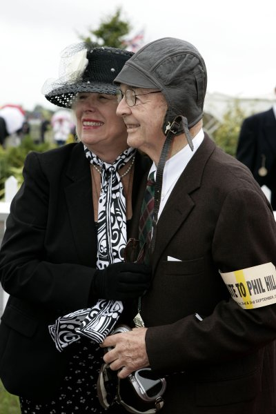 2006 Goodwood Revival Meeting. 