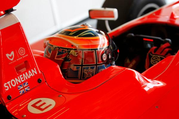 2014 GP3 Series Test 2. Jerez, Spain  Friday 11 April 2014. Dean Stoneman (GBR, Marussia Manor Racing)  Photo: Sam Bloxham/GP3 Series Media Service. ref: Digital Image _G7C1787