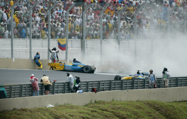 2003 Brazilian Grand Prix. 