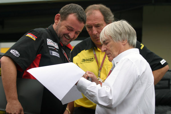 2004 Brazilian Grand Prix - Sunday Race,